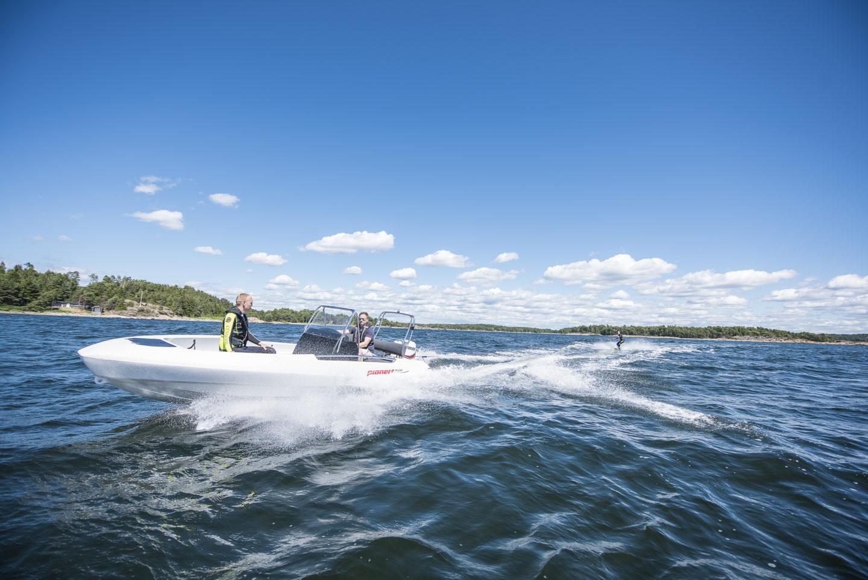 High speed water activities