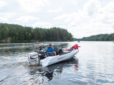 What to pack to go boat camping