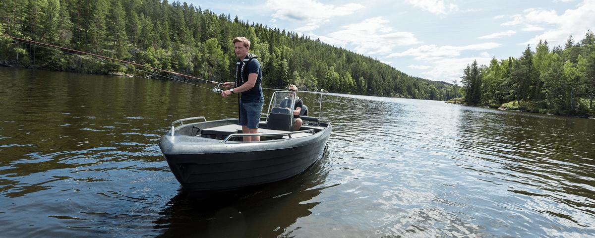 Vertical fishing